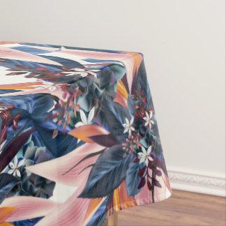 Nappe Peinture pointue moderne élégante d'art de feuille