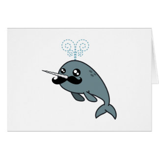 Narwhalstache Carte