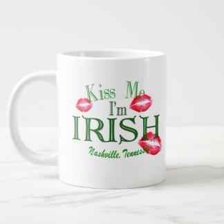 Nashville m'embrassent que je suis tasse de café