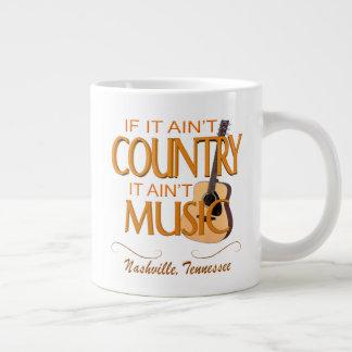 Nashville n'est pas pays n'est pas tasse