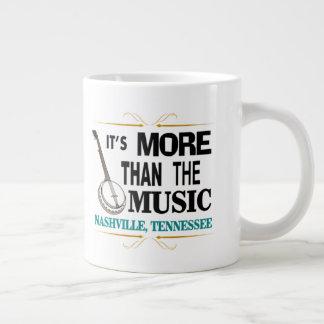 Nashville plus que la tasse d'éléphant de musique