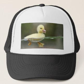 natation de canard de bébé mignonne casquette
