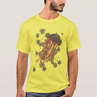 Natation de méduses t-shirt
