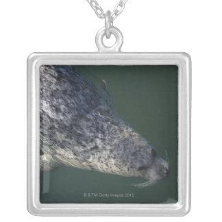 Natation de phoque sous l'eau 2 pendentif