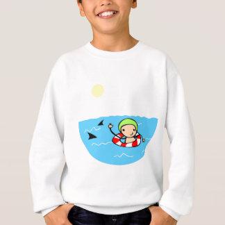 natation sweatshirt