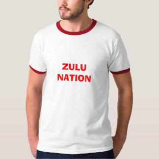 NATION DE ZOULOU T-SHIRT