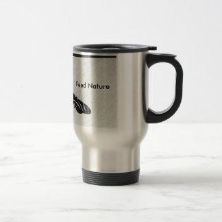 Nature d'alimentation mug de voyage