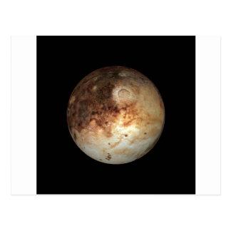 ~ naturel de PLUTON de PLANÈTE (système solaire) Carte Postale