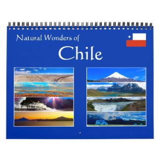 natuurlijk Chili is 2018 benieuwd Kalender