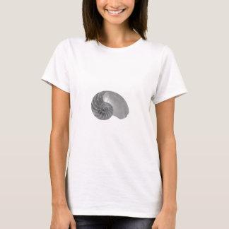 Nautilus Shell de simplicité de complexité T-shirt