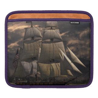 Navire de bateau de navigation housse pour iPad