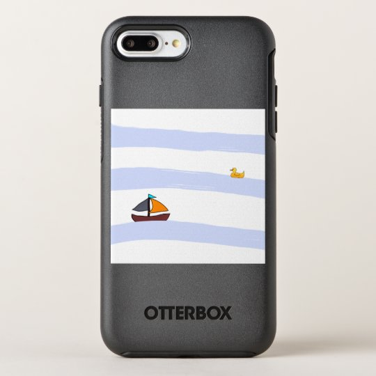 NAVY COVER OTTERBOX iPhone 7 / COQUE MARITIME