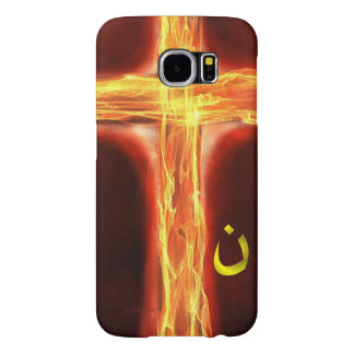 """Nazarene "" Samsung Galaxy S6 Hoesje"