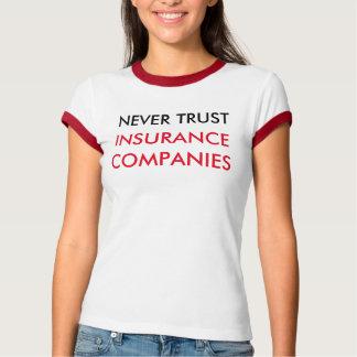 Ne faites jamais confiance au T-shirt de sonnerie