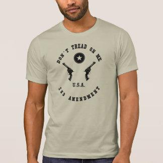 Ne marchez pas sur moi le T-shirt
