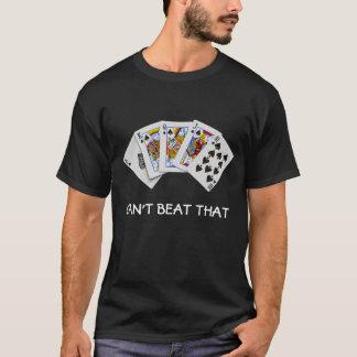 Ne peut pas battre ce T-shirt