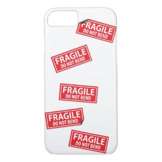 Ne pliez pas - la caisse de l'iPhone 7 Coque iPhone 7