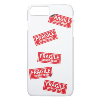 Ne pliez pas - la caisse plus de l'iPhone 7 Coque iPhone 7 Plus
