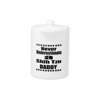 Ne sous-estimez jamais le papa de Shih Tzu