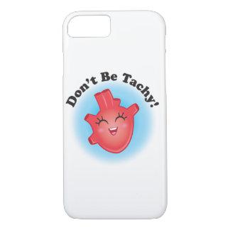 Ne soyez pas cas de téléphone d'infirmière de coque iPhone 7