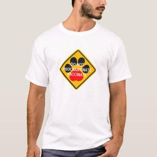 Ne temporisez pas vaccinent le T-shirt