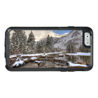 Neige de ressort, sierra Nevada, CA Coque OtterBox iPhone 6/6s