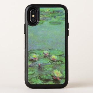 Nénuphars par Claude Monet, impressionisme vintage