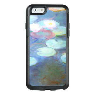 Nénuphars roses Claude Monet GalleryHD Coque OtterBox iPhone 6/6s