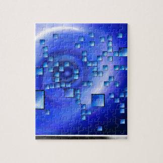 Nepheros V1 - carré de planète Puzzle
