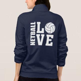 Net-ball final d'amour des joueurs I de net-ball