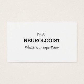 NEUROLOGUE CARTES DE VISITE