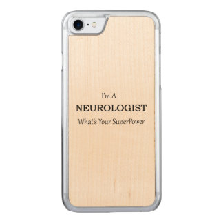 NEUROLOGUE COQUE CARVED iPhone 8/7