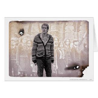 Neville Longbottom 2 Carte De Vœux