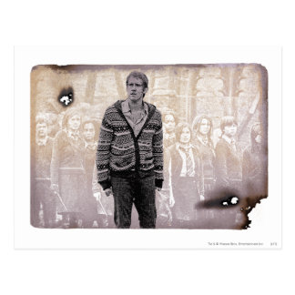 Neville Longbottom 2 Carte Postale