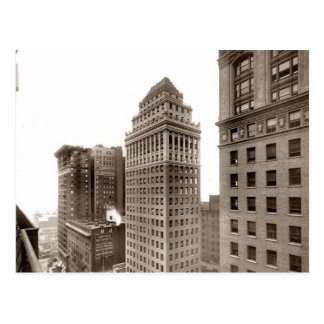 New York City Skyscapers Carte Postale
