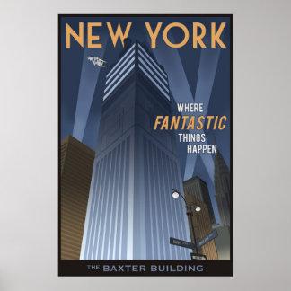 New York fantastique
