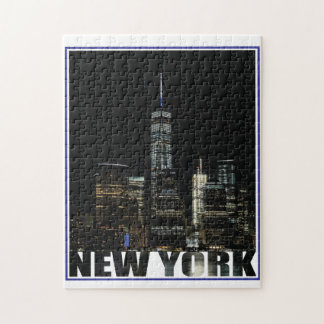 New York New York Puzzle