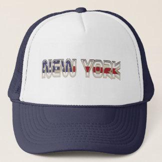 New York patriotique - casquette