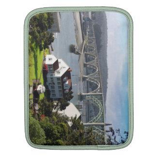 Newport Bayfront, douille d'iPad de côte de l'Orég Poche iPad