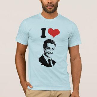 Nicolas Sarkozy T-shirt
