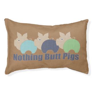Niets steekt het Bed van het Huisdier van Varkens Hondenbedden