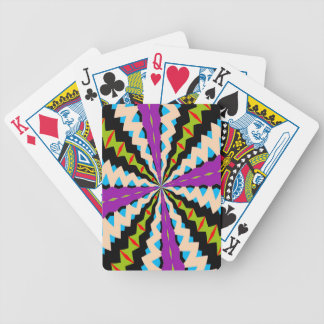 Nieuwe Caleidoscoop Poker Kaarten