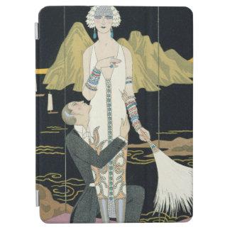 Night, 1925 (copie de pochoir) protection iPad air
