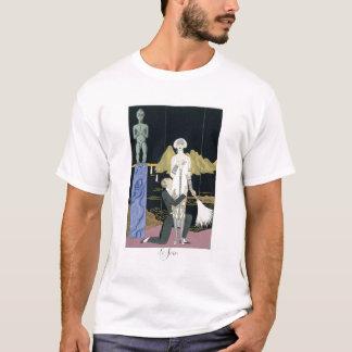 Night, 1925 (copie de pochoir) t-shirt