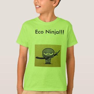 ninja d'eco t-shirt