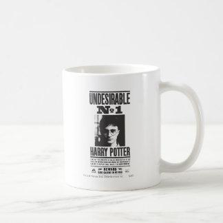 NO1 indésirable Mug Blanc