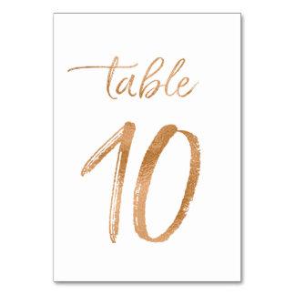 No. 10 de Tableau