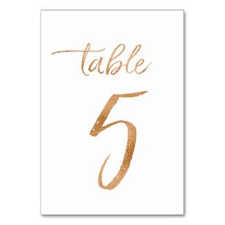 No. 5 de Tableau