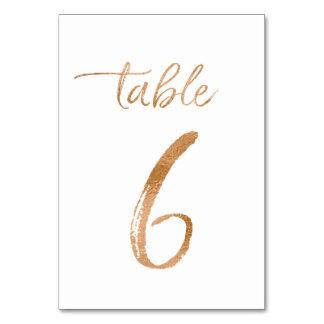 No. 6 de Tableau