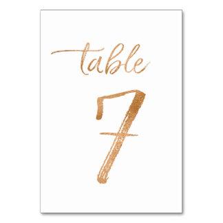 No. 7 de Tableau